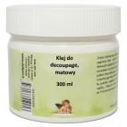Klej do decoupage matowy 300ml