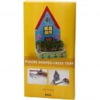 Kartonowy domek na rzeżuchę