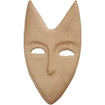 Papier-mache maska egipska