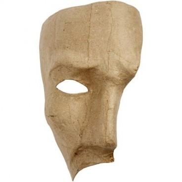 Papier-mache maska phantom 18,6cm