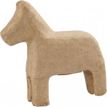Papier-mache koń mały