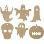 Halloweenowe zawieszki