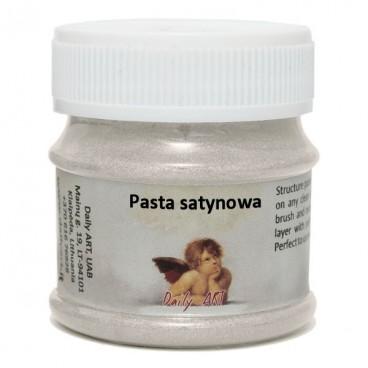 Pasta satynowa perłowa 50 ml