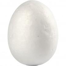 Styropianowe jajeczka małe