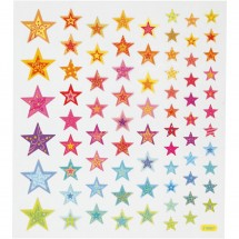 Naklejki gwiazdeczki