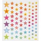 Naklejki świecące gwiazdeczki