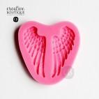 Forma silikonowa 3D Skrzydła anioła