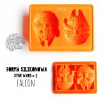 Forma silikonowa 3D STAR WARS wz. 2 FALCON