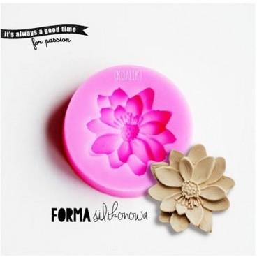 Forma silikonowa 3D Kwiat