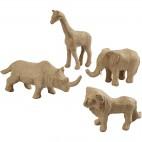 Zwierzęta Safari Zoo