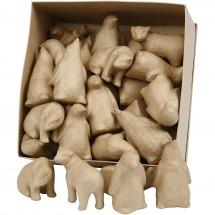 Zwierzęta Polarne 10-12cm