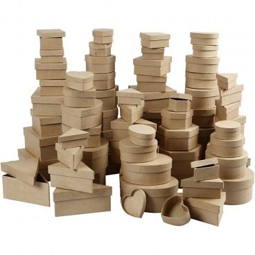 Pudełka 168 sztuk