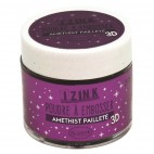 Puder do embossingu brokatowy ametyst 25 ml