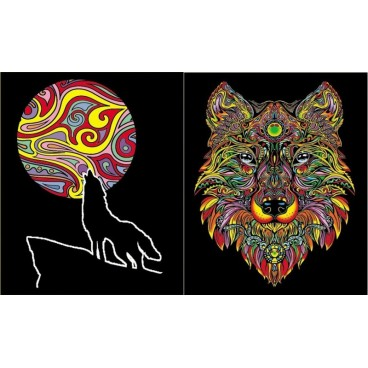 Segregator Colorvelvet - Wilk