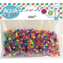 Koraliki Aqua pearl 1000 szt. Różne kolory