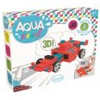 Zestaw Aqua pearl Wyścigówka