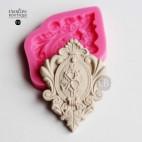 Forma silikonowa 3D Ornament