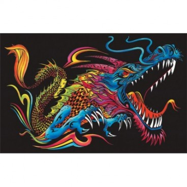 Segregator Colorvelvet - smok
