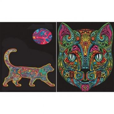 Teczka Colorvelvet - kot