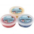 Masa Foam Clay 3x14 g kolory podstawowe