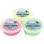 Masa Foam Clay 3x14 g kolory neonowe