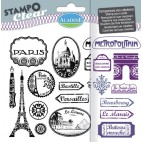 Stemple silikonowe Paryż