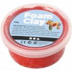 Masa piankowa Foam Clay 35g czerwony