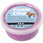 Masa piankowa Foam Clay 35g fiolet