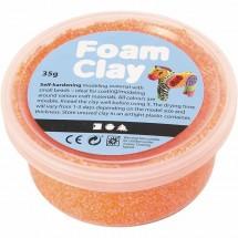 Masa piankowa Foam Clay 35g pomarańcz