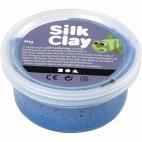 Masa plastyczna Silk Clay niebieski 40 g