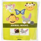 Maski zwierząt