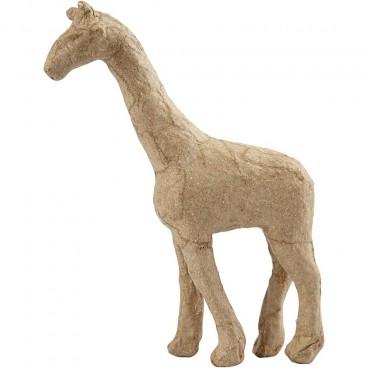 Papier-mache żyrafa