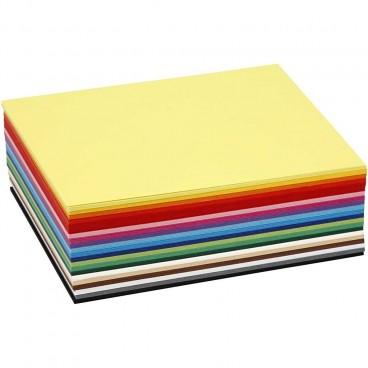 Papier kolorowy A6