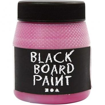 Farba tablicowa różowa 250ml