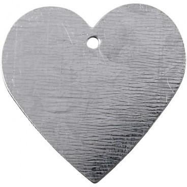 Metalowe serca małe 15szt