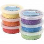 Foam Clay kolory tęczowo-metaliczne 6x14g