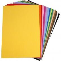 Pianka kolorowa arkusz A4